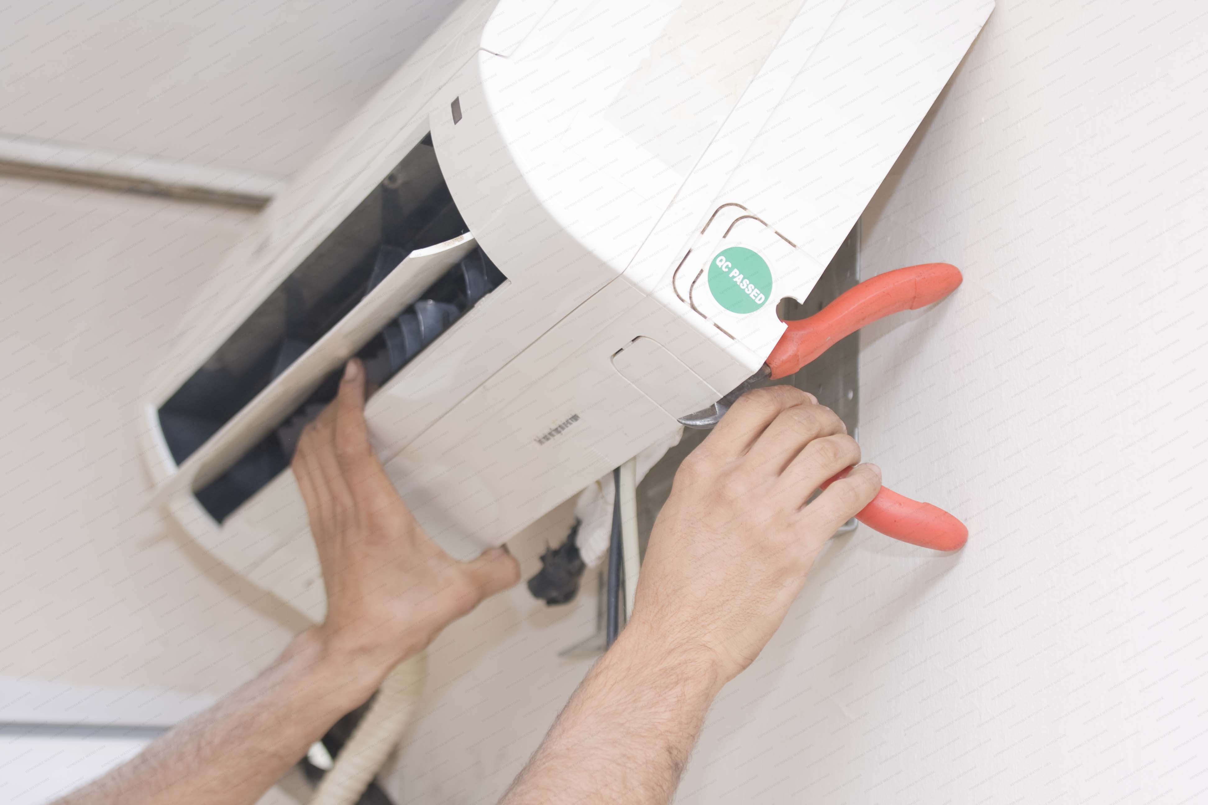Εγκατάσταση air condition